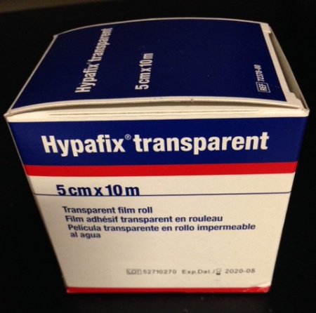 Tape, Hypafix® transparent
